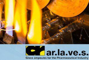 Arlaves: Ampollas y viales de tubo de vidrio.