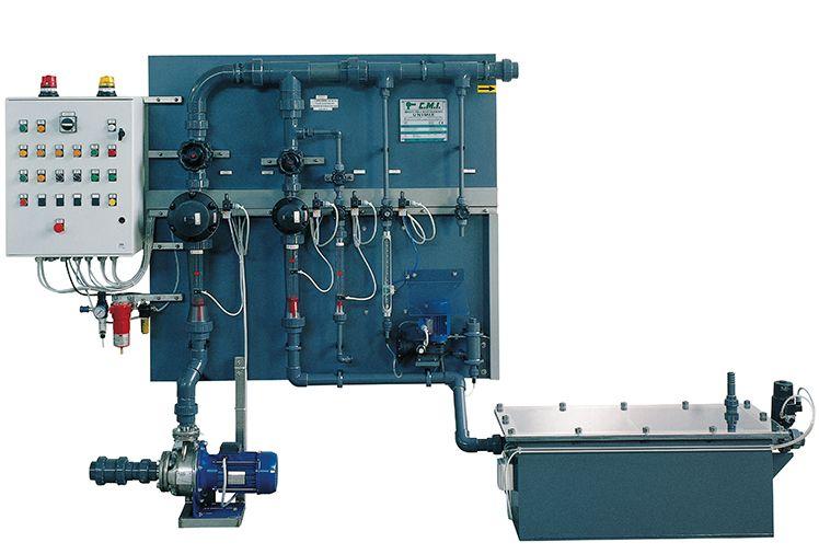 Sistemas de mezclado Unimix
