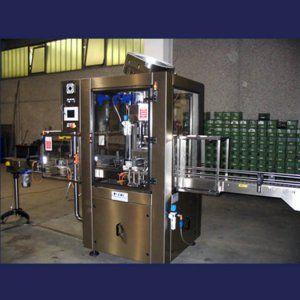 Taponadoras para el sector de quimica y detergencia de Bianchi Carlo