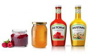 Catálogo Alimentación: Miel, Mermeladas y Salsas