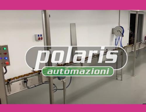 Línea automática para latas metálicas