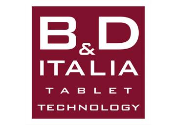 B&D Italia logo portfolio