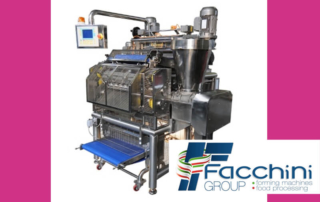 Línea de producción para pasta fresca